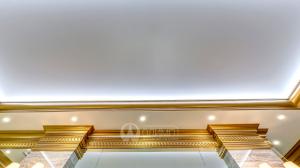 Установка потолка в Истре