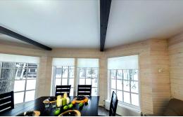 Натяжной потолок в квартиру или загородный дом.