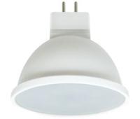 Ecola MR16   LED Premium  8,0W  220V GU5.3 6000K матовое стекло (композит) 48x50 Истра