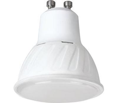 Лампа Ecola Reflector GU10  LED Premium  10.0W 220V 2800K (композит) 57x50 Истра
