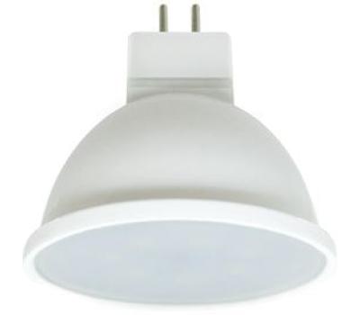 Ecola MR16   LED Premium  7.0W  220V GU5.3 4200K матовое стекло (композит) 48x50 Истра