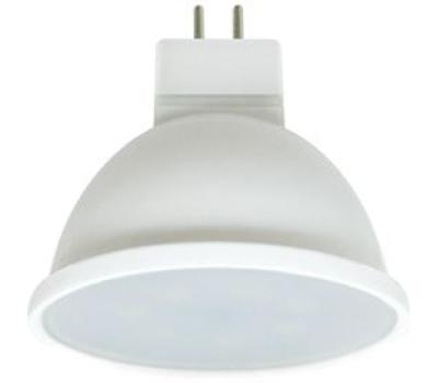Ecola Light MR16   LED  7,0W  220V GU5.3 6000K матовая 48x50 (1 из ч/б уп. по 4) Истра