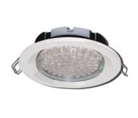 Ecola GX53 FT3225 светильник встраиваемый глубокий лёгкий белый 27x109 Истра