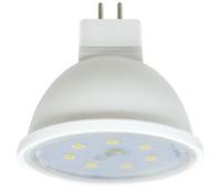 Ecola MR16   LED Premium  7.0W  220V GU5.3 2800K прозрачное стекло (композит) 48x50 Истра