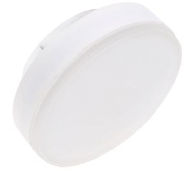 Ecola Light GX53 LED 11,5W Tablet 220V 2800K 27x75 матовое стекло (композит) 30000h Истра