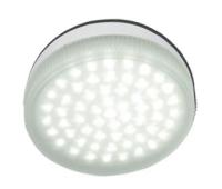 Ecola Light GX53   LED  4.2W Tablet 220V 4200K матовое стекло 30000h Истра