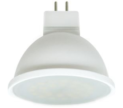 Ecola MR16   LED  7.0W  220V GU5.3 4200K матовое стекло (композит) 48x50 Истра