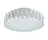 НОВИНКА!Лампа светодиодная Ecola GX70 LED Premium 23.0W Tablet 220V 6400K матовое стекло (фронтальный алюм. радиатор) 42х111 Истра