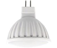 Ecola MR16   LED  8,0W  220V GU5.3 4200K матовое стекло (композит) 51x50 Истра