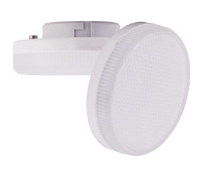 НОВИНКА! Лампа светодиодная Ecola Light GX53 LED 3.0W Tablet 220V 4200K матовое стекло 27х75 30000h Истра