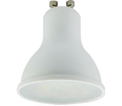 Лампа Ecola Reflector GU10  LED  5.4W 220V 2800K (композит)  56x50 Истра