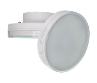 Ecola GX70   LED Premium 20,0W Tablet 220V 6400K матовое стекло (композит) 111х42 Истра