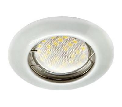 Светильник Ecola Light MR16 DL92 встраиваемый выпуклый Перламутровое Серебро 30x80 - 2 pack Истра