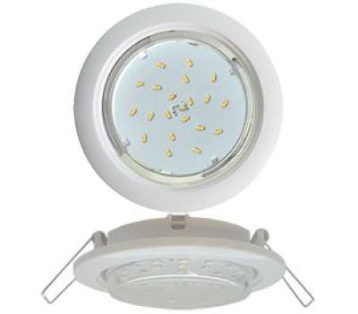 Ecola GX53 5355 Встраиваемый Легкий Белый (светильник) 25x106 Истра