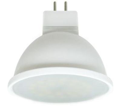 Ecola MR16   LED  7.0W  220V GU5.3 6000K матовое стекло (композит) 48x50 Истра
