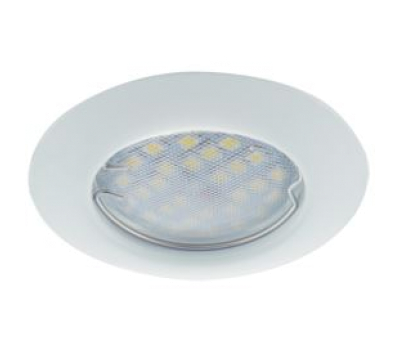 Светильник Ecola Light MR16 DL92 GU5.3 встр. выпуклый Белый 30x80 Истра