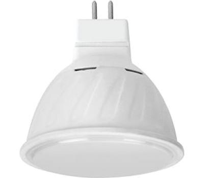 Ecola MR16   LED Premium 10.0W  220V GU5.3 2800K матовое стекло (композит) 51x50 Истра