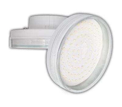 Лампа светодиодная Ecola GX70   LED 10.0W Tablet 220V 2800K прозрачное  стекло 111х42 Истра