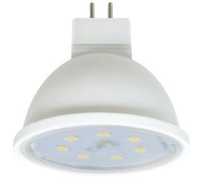 Ecola MR16   LED Premium  7.0W  220V GU5.3 4200K прозрачное стекло (композит) 48x50 Истра