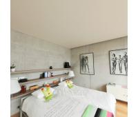 Натяжной потолок 18 м²