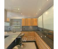 Натяжной потолок 23 м²