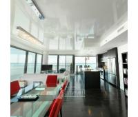 Натяжной потолок 24 м²