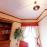 Натяжной потолок 34 м² Истра