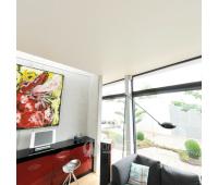 Натяжной потолок 10 м² Истра