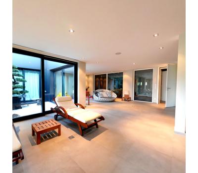 Натяжной потолок 40 м² Истра
