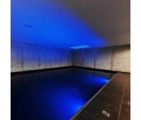 Натяжной потолок 41 м² Истра