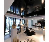 Натяжной потолок 42 м²
