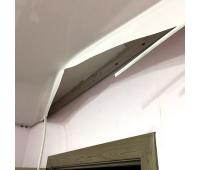 Ремонт пореза полотна от края не более 15 см Истра