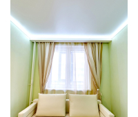 Парящий потолок. Светодиодная лента 7.2 Вт RGB + специальный профиль - 1 метр
